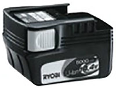 [新品税込] RYOBI/リョービ 電池パック B-1450L 14.4v 5【送料無料】【代引き発送不可】