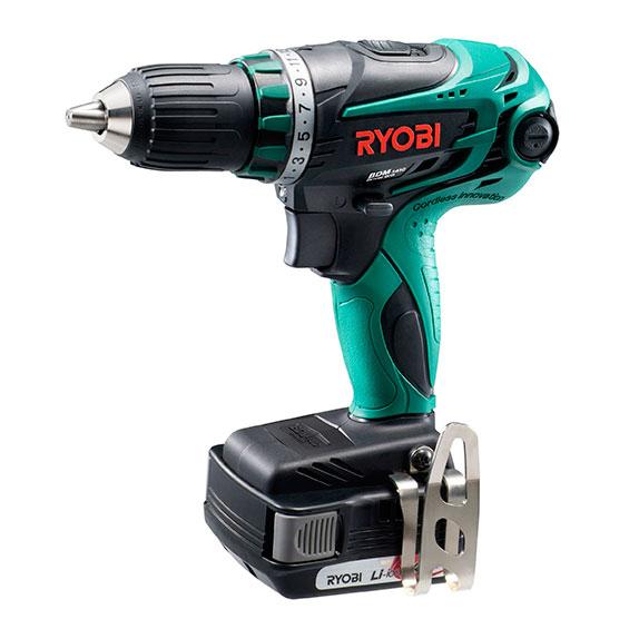 [新品税込] RYOBI/リョービ ドライバドリル BDM-1410 14.4V/1【日本全国送料無料】【代引き発送不可】【ポイント消化にどうぞ】
