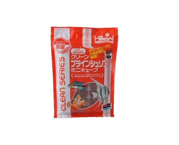 ビタミン含有 冷凍フード キョーリン クリーンブラインシュリンプミニキューブ 冷凍エサ 60 1枚 30g 激安通販専門店 当店限定販売