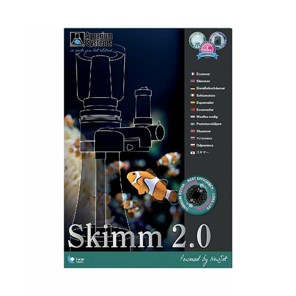 インスタントオーシャン プロテインスキマー スキム2.0 S400(50Hz 60Hz共用)