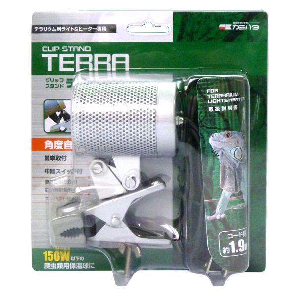 テラリウム用ヒーター ライト専用のクリップスタンド 激安セール カミハタ 80 クリップスタンド テラ 品質保証