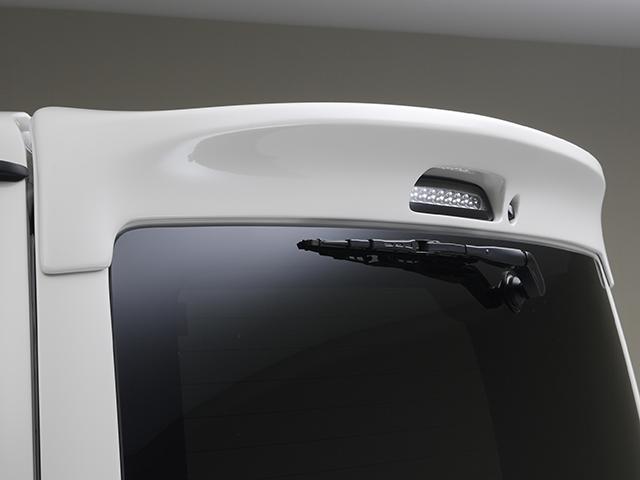 エセックス リアウィングVer.2■FRP製■ナロー用 標準用■未塗装CRS シーアールエスESSEX 200系ハイエース1型2型3型4型レジアスエース
