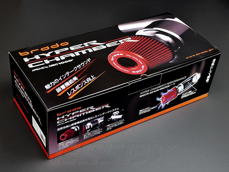 brado ブラード2.0ガソリン(1TR)用ハイパーチャンバーCRS シーアールエスESSEX エセックス200系ハイエース・レジアスエース
