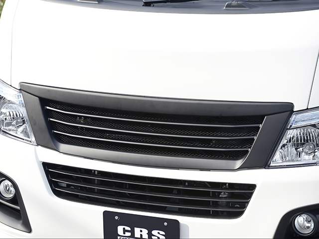 エセックス フロントグリル■ABS製■未塗装■ノーマル・標準用CRS シーアールエスESSEXNV350 キャラバン【代引き不可】