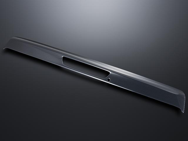エセックス リアウィング■ABS製■カーボンレイヤーCRS シーアールエスESSEX NV350 キャラバンノーマルボディ・標準