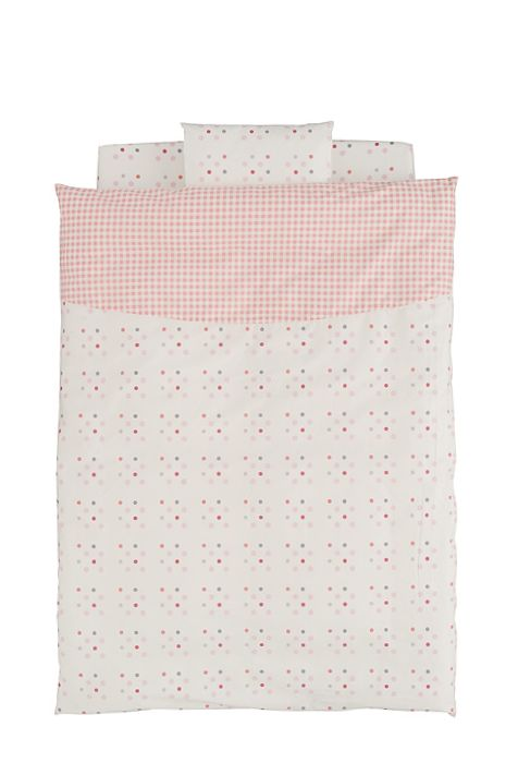 送料無料 代引手数料無料 商品追加値下げ在庫復活 フジキ 商品 洗えるミニ布団5点セット ピンク ベビーポルカ smtb-KD 日本製
