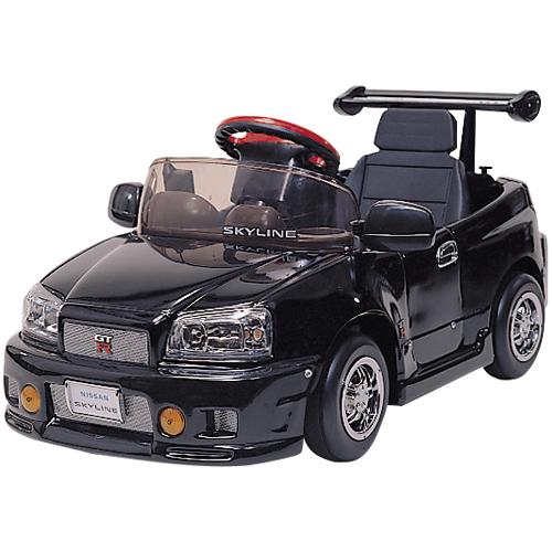 ミズタニ ペダルカー スカイラインGT-R R34 【smtb-KD】