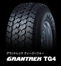GRANDTREK TG4 195R15 8PR グラントレック