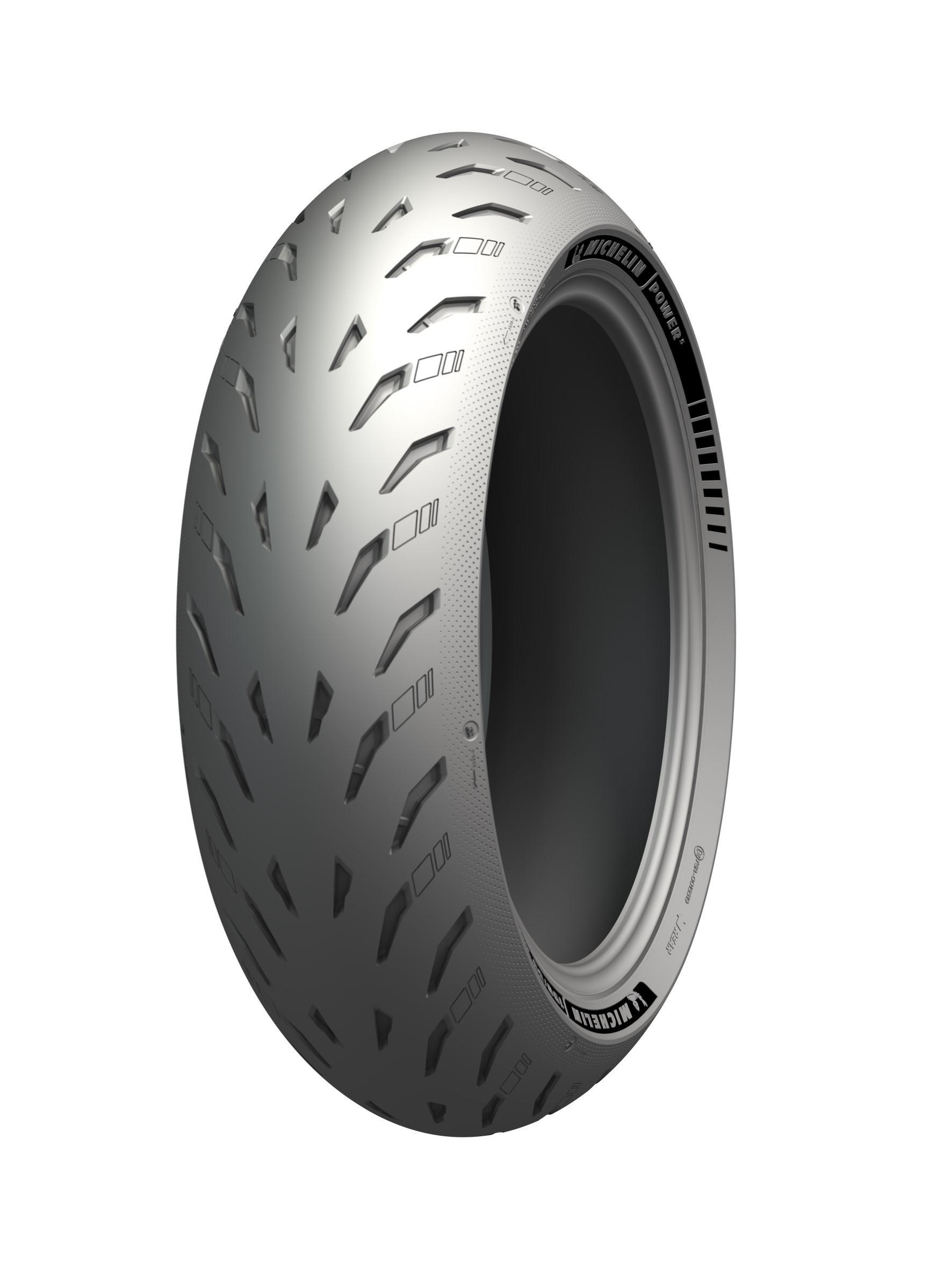 MICHELIN 190/50ZR17 M/C (73W) Power5 リア TL(チューブレスタイヤ)