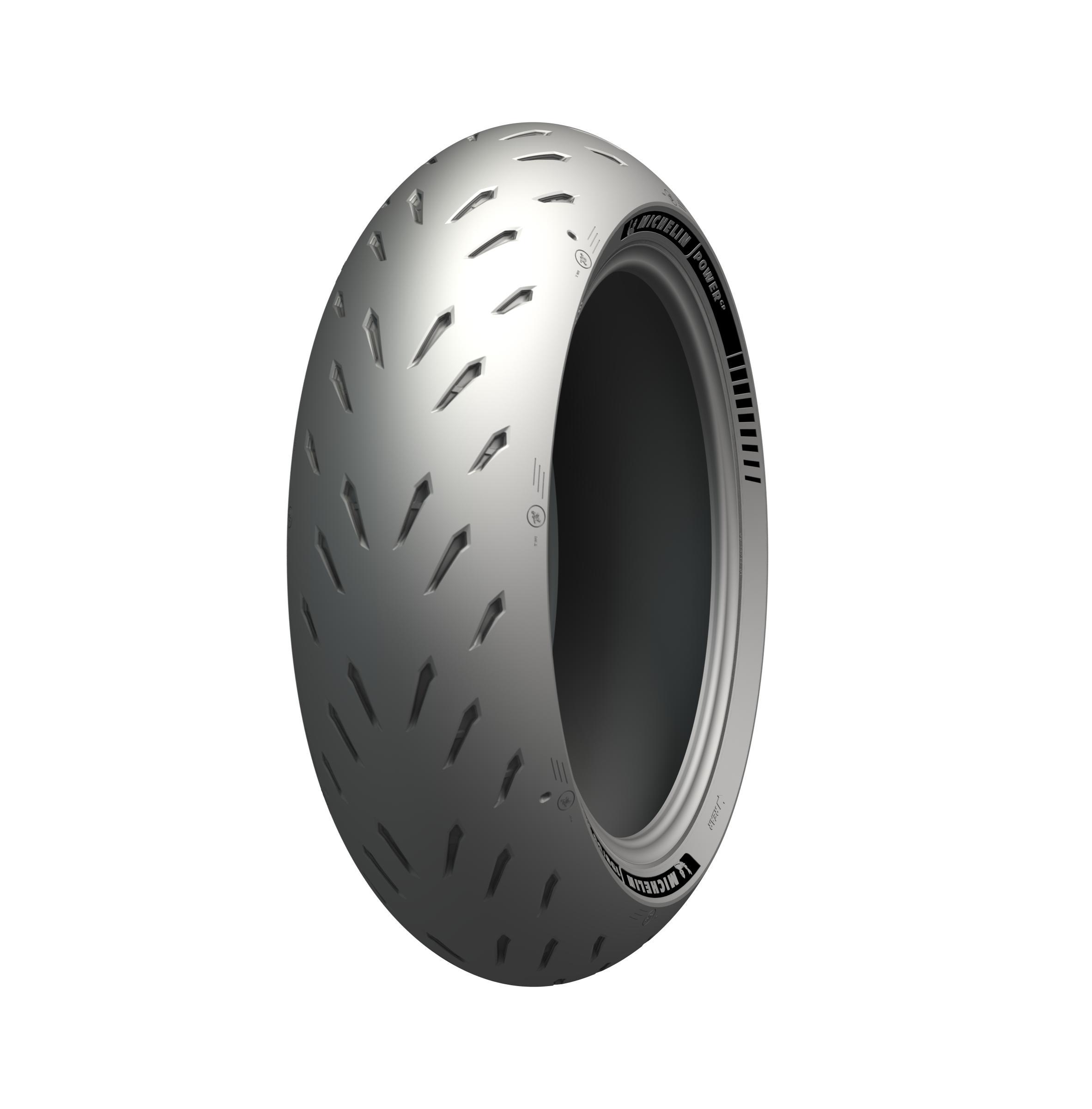 MICHELIN 190/55ZR17 M/C (75W) PowerGP リア TL(チューブレスタイヤ)