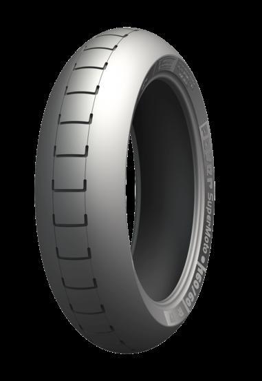 MICHELIN 160/60R17 M/C Power SuperMoto リヤ TL(チューブレスタイヤ) バージョンC