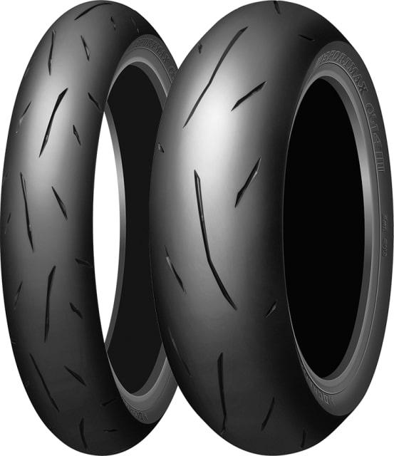 DUNLOP 130/70ZR16 MC (61W) α-14Z フロント TL(チューブレスタイヤ)
