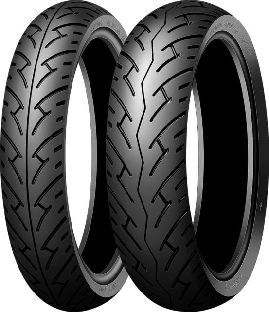 DUNLOP 110/70R17 MC 54H K510A フロント TL(チューブレスタイヤ)