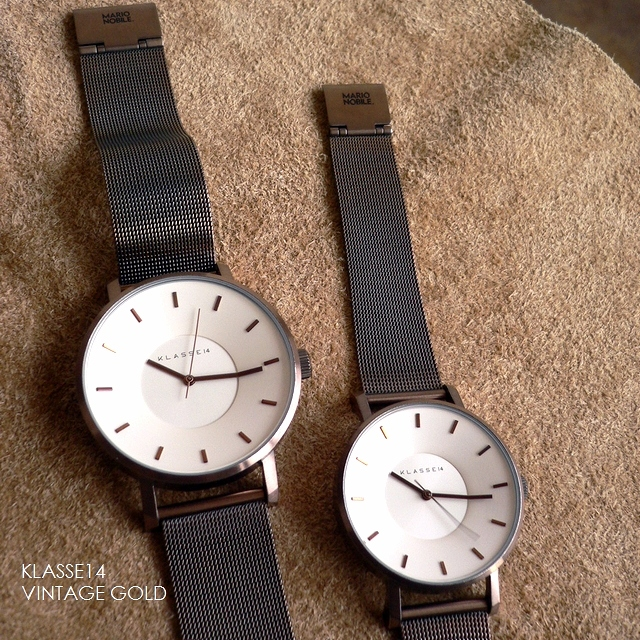 正規品 ノベルティプレゼント KLASSE14 クラスフォ-ティーン 腕時計 メタルメッシュバンド VOLARE VINTAGE GOLD 36mm 42mm VO18VG002W VO18VG002M ビンテージ ゴールド