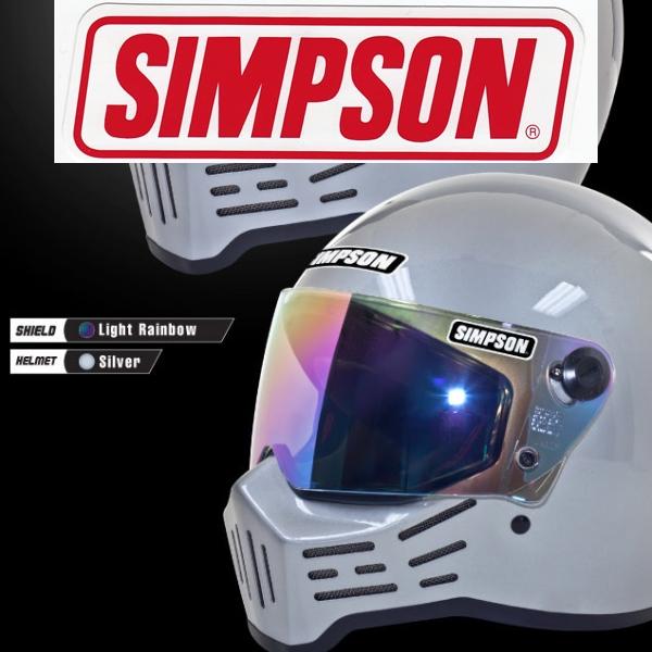 お気にいる SIMPSON(シンプソン) M30専用シールド M30専用シールド【ライトレインボー】, ミョウドウグン:2c4916e1 --- supercanaltv.zonalivresh.dominiotemporario.com