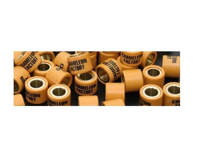まとめてお買い得 お求めやすく価格改定 カメレオンファクトリー製 業務用 送料無料 軽量スペシャルウエイトローラー 30個SET 大規模セール
