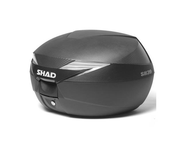 SHAD(シャッド) SH39 トップケース(リアボックス) カーボン SH39CA 39L 送料無料