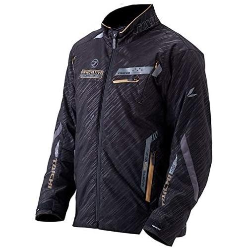 RSタイチ RSJ716 レーサー オールシーズン ジャケット ブラック/ゴールド (2020-21秋冬モデル) あす楽対応 送料無料