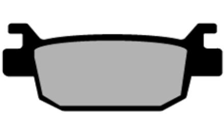 Vesrah スーパーセール期間限定 ベスラ メーカー在庫限り品 ブレーキパット ポスト投函便 SD-173 送料無料