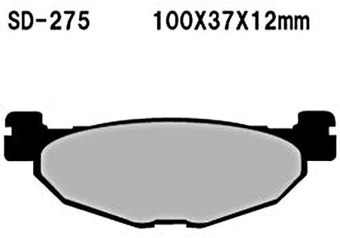 ベスラ Vesrah HighPerformance ついに再販開始 ブレーキパッド 送料無料 至高 SD-275