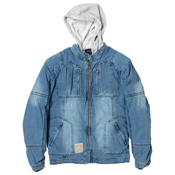 オーシャンパシフィック OPVA-1903W デニムM/Cウインター(オールシーズン)ジャケット ブルー (2019-20モデル) あす楽対応 送料無料