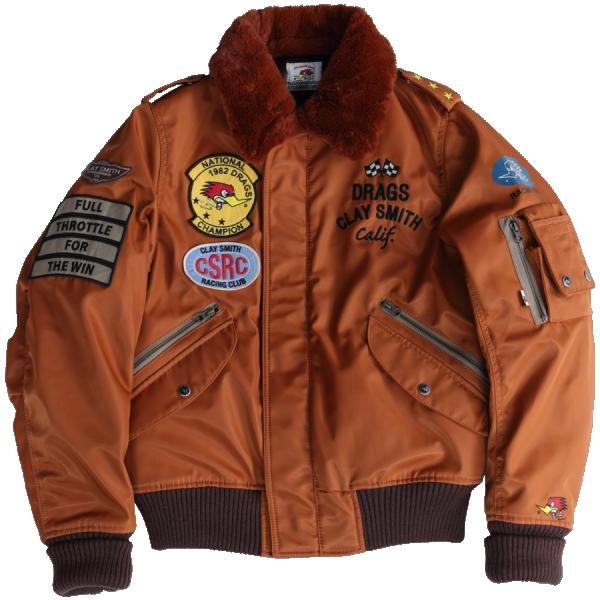 クレイスミス CSY-8320 DRAGFORCE 防寒 ジャケット オレンジ CRAYSMITH (2018秋冬モデル) 送料無料