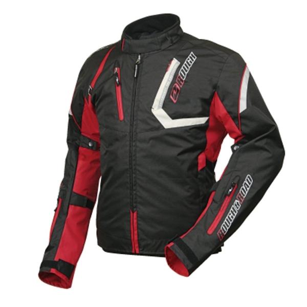 (セール 30%OFF) ラフ&ロード RR4006 SSFスポーツライドジャケット レッド あす楽対応 送料無料