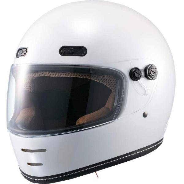MARUSHIN ネオレトロ MNF1 エンドミル ランキング総合1位 フルフェイスヘルメット パールホワイト NEO MILL END 送料無料 RETRO いつでも送料無料