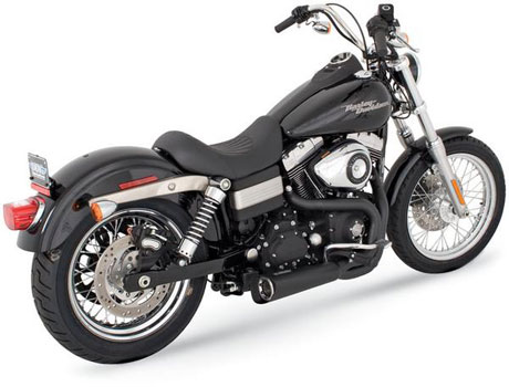 06-11 DYNA対応VANCE&HINES(バンス&ハインズ)COMPETITION 2 IN 1 BLACK