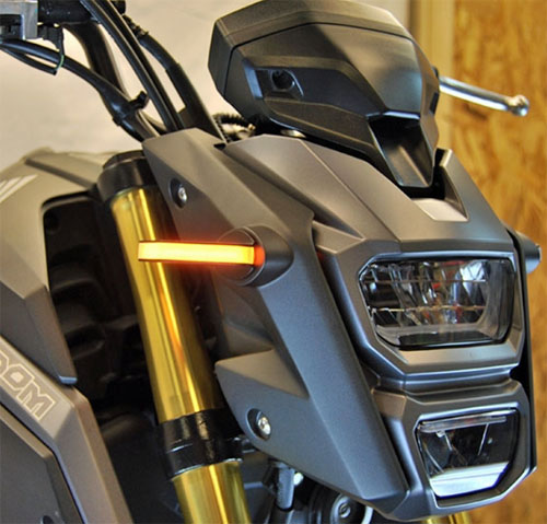 13-20 GROM用NEW RAGE CYCLES(ニューレイジサイクルズ)LEDウインカー