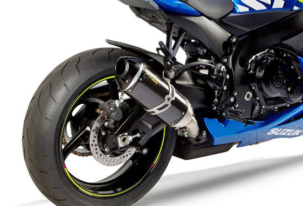 11-20 GSXR600/750用TWO BROTHERS RACING(ツーブラザーズレーシング)S1Rスリップオン カーボン