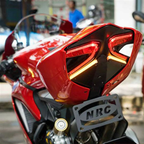 14-15 PANIGALE 899用NEW RAGE CYCLES(ニューレイジサイクルズ)フェンダーレスキット