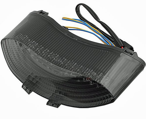 08-13 SPEED TRIPLE用MOTO MPH(モトエムピーエイチ) INTEGRATEDテールライトBLACKOUT