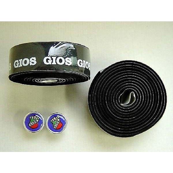 GIOS のバーテープです!! GIOS バーテープ (ブラック) ジオス