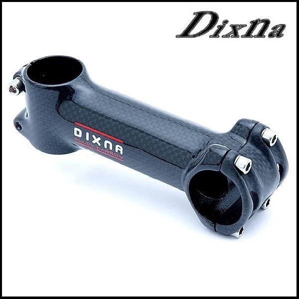 ディズナ リッジラインカーボン ステムクランプセット (50-120mm) Dixna 02P03Dec16