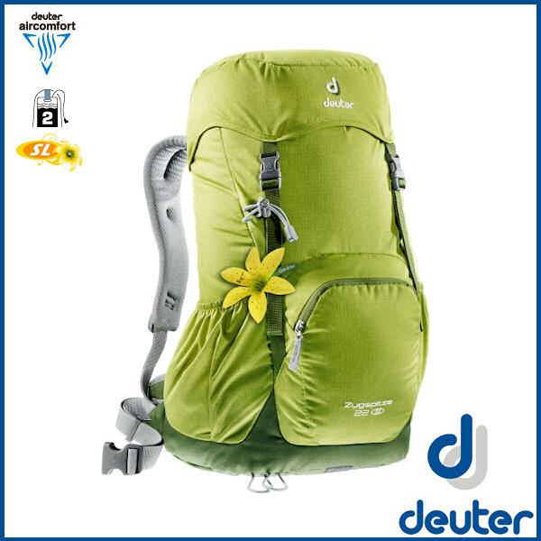 ドイター ツークスピッツェ 22SL (モス/パイン) deuter Zugspitze 22 SL バックパック リュック D3430016-2270 02P03Dec16