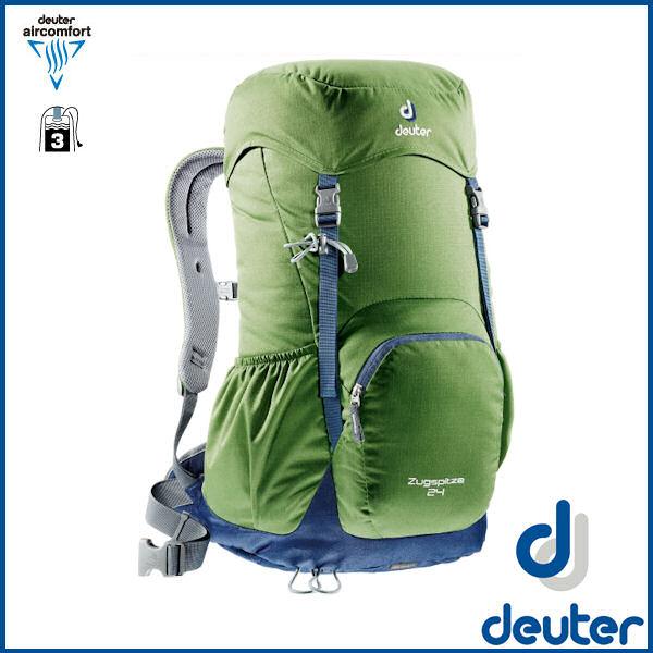ドイター ツークスピッツェ 24 (パイン/ネイビー) deuter Zugspitze 24 バックパック リュック D3430116-2312 02P03Dec16