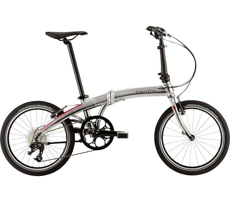 折りたたみ自転車 ダホン ミュー D9 (クイックシルバー) 2019 DAHON Mu D9 フォールディングバイク 20インチ