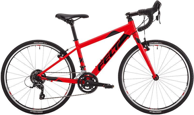 【超ポイント祭?期間限定】 シクロクロスバイク 24 フェルト F24x (マットフルオロレッド) 2019 2019 FELT F 子供用自転車 24 x 子供用自転車, 江南町:b5ab02f0 --- canoncity.azurewebsites.net