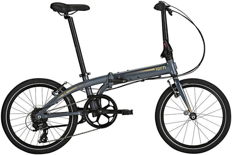 折りたたみ自転車 ターン リンク C8 モダンライン (マットシェール/マンゴー) 2019 TERN LINK C8 Modern Line フォールディングバイク
