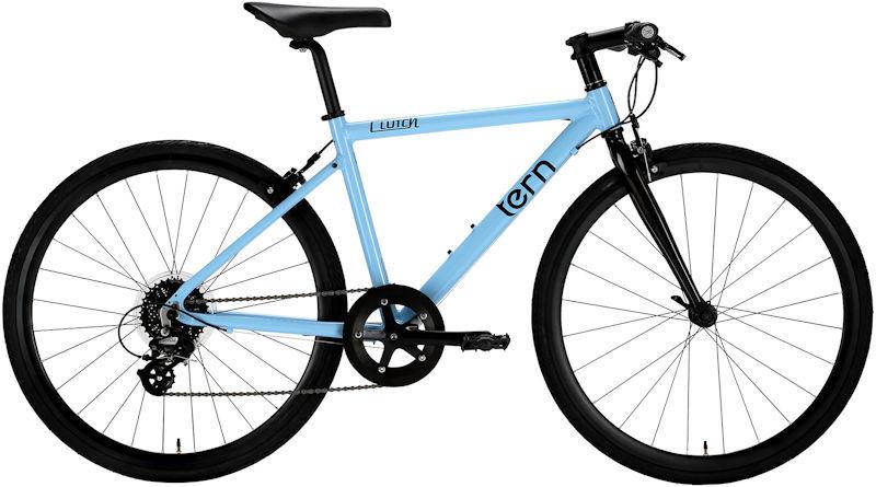 クロスバイク ターン クラッチ (ライトブルー) 2019 TERN CLUTCH