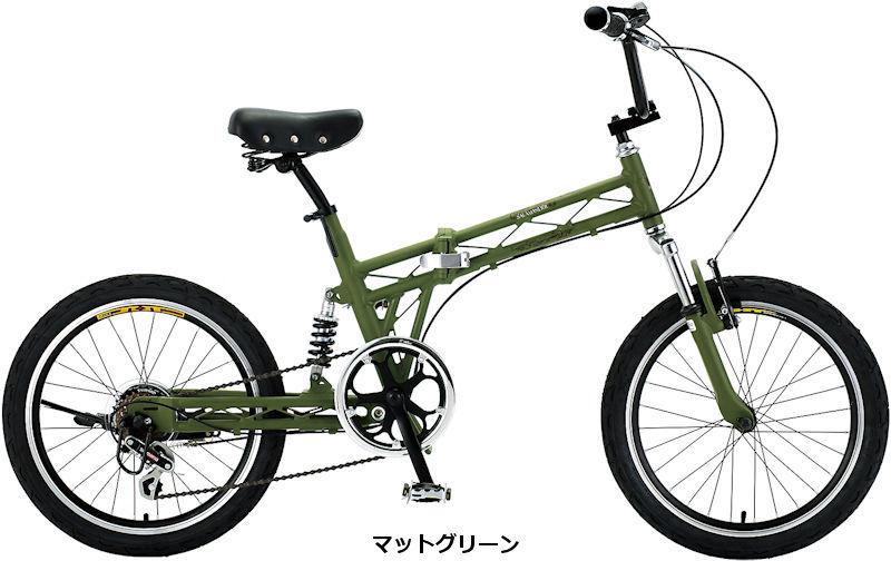 サカモトテクノ 20インチ サラマンダー 外装6段変速 (3color) SAKAMOTO TECHNO SALAMANDER S-tech 折り畳み自転車 フォールディングバイク