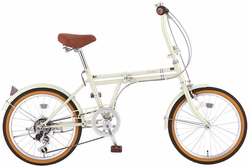 サカモトテクノ 20インチ プロント 外装6段変速 (4color) SAKAMOTO TECHNO PRONTO S-tech 折り畳み自転車 フォールディングバイク