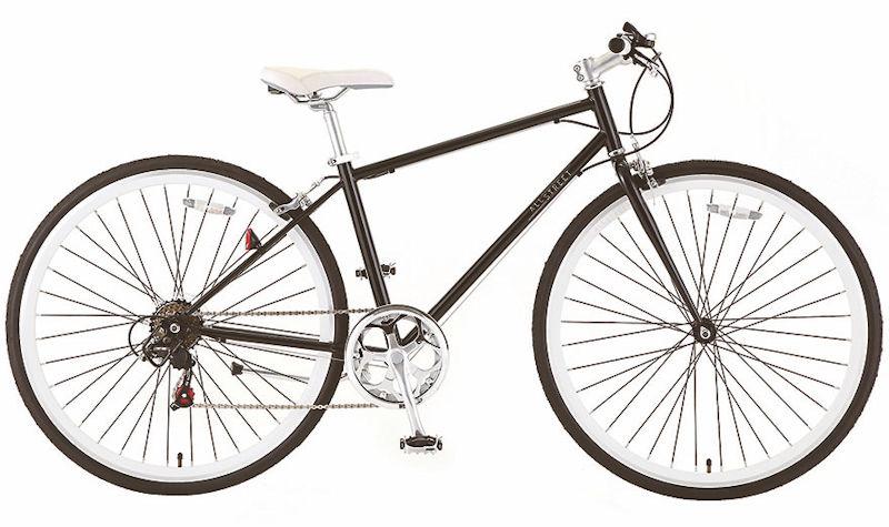 【正規品】 サカモトテクノ S-tech 700C オールストリート (ブラック) クロスバイク 外装6段変速 (ブラック) SAKAMOTO TECHNO ALL STREET S-tech クロスバイク, 【気質アップ】:db9249c1 --- clftranspo.dominiotemporario.com