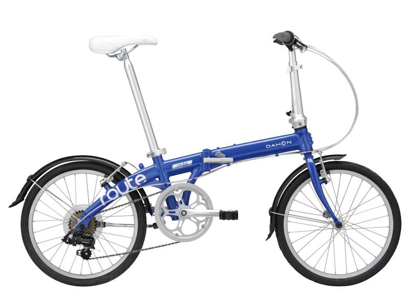 ダホン ルート (コバルトブルー) 2020 DAHON Route 折りたたみ自転車 20インチ フォールディングバイク