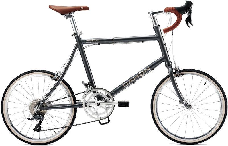 ダホン ダッシュ アルテナ (メタリックグレー) 2020 DAHON Dash Altena 折りたたみ自転車 20インチ フォールディングバイク