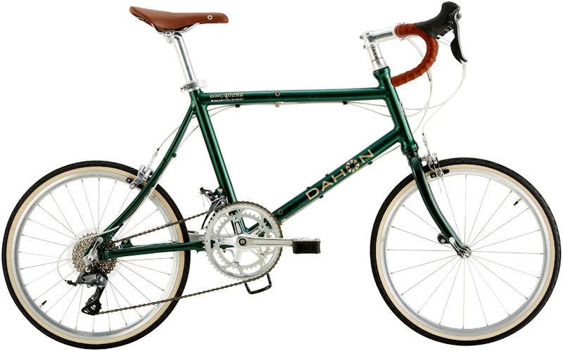 ダホン ダッシュ アルテナ (ブリティッシュグリーン) 2020 DAHON Dash Altena 折りたたみ自転車 20インチ フォールディングバイク