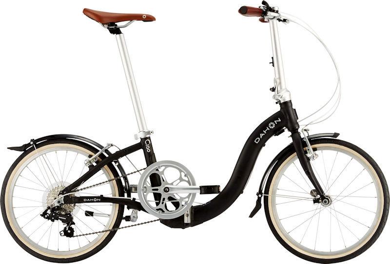 ダホン チャオ (マットブラック) 2020 DAHON Ciao 折りたたみ自転車 20インチ フォールディングバイク