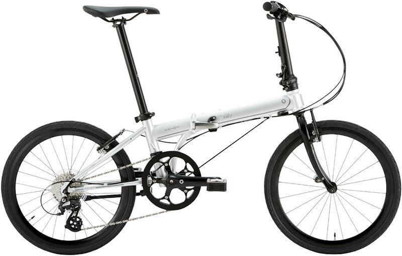 ダホン スピードファルコ (ホワイトシルバー) 2020 DAHON Speed Falco 折りたたみ自転車 20インチ フォールディングバイク