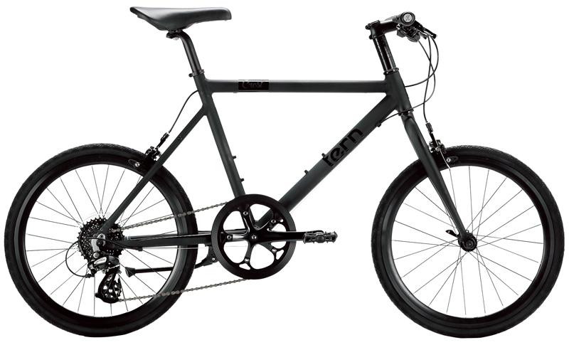 ターン クレスト (マットブラック) 2020 TERN CREST ミニベロ 20インチ 小径自転車